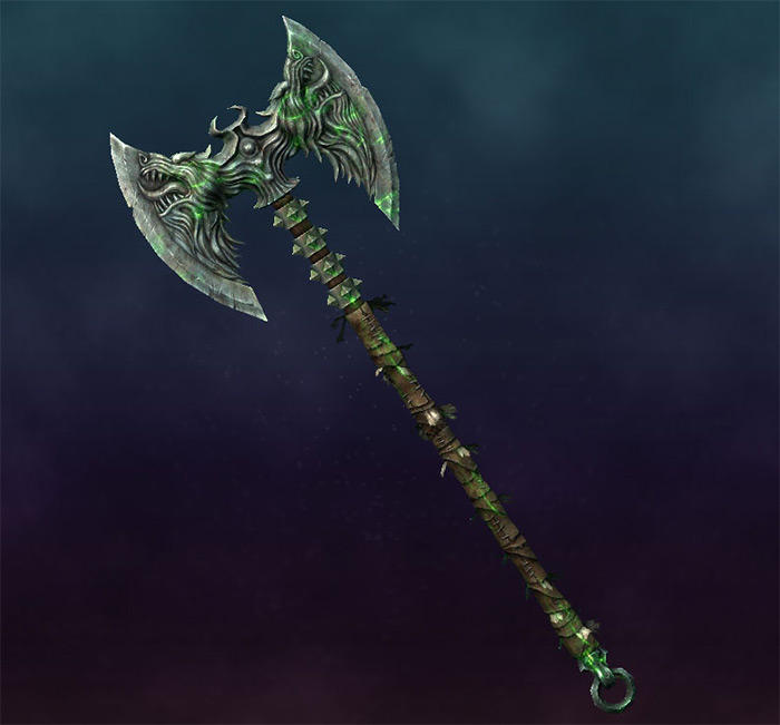 Rueful Battle Axe Skyrim