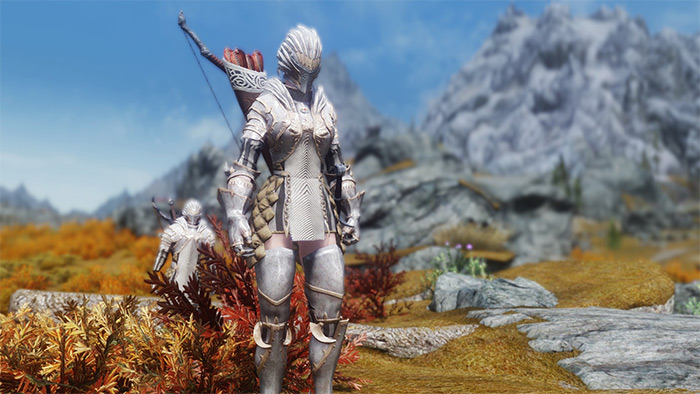 Shudad Armor mod