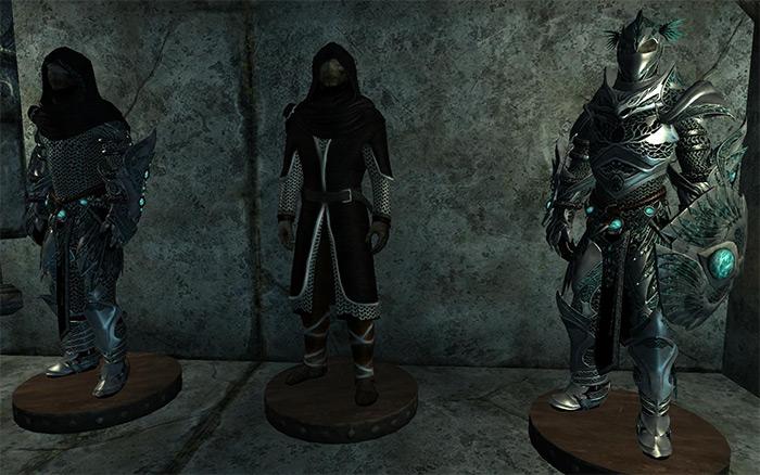 Alfheim Knights Skyrim mod