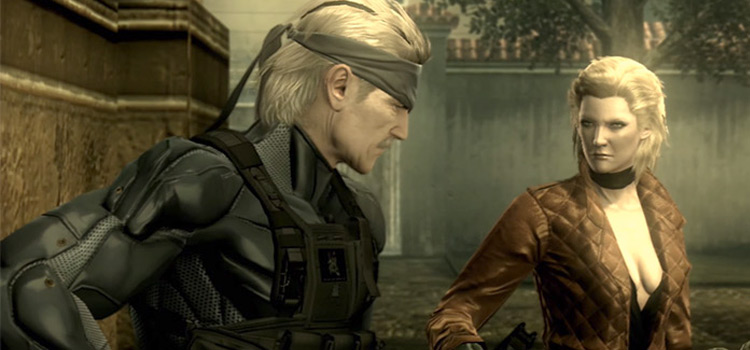 Top 20 Best Metal Gear Games In The Entire Series (Ranked)