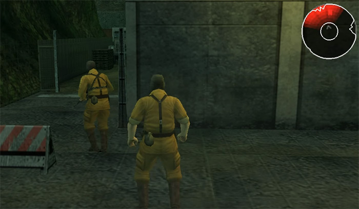 MGS Portable Ops Screenshot