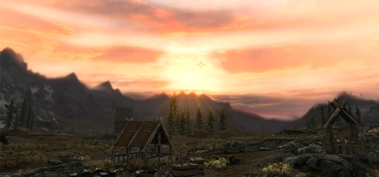 15 Best Free Weather Mods For Skyrim
