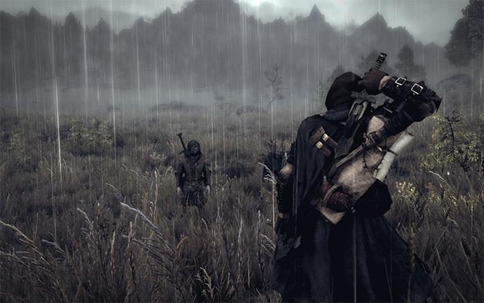True Storms Skyrim mod