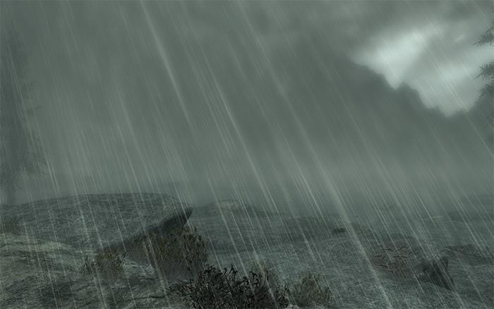 Supreme Storms mod