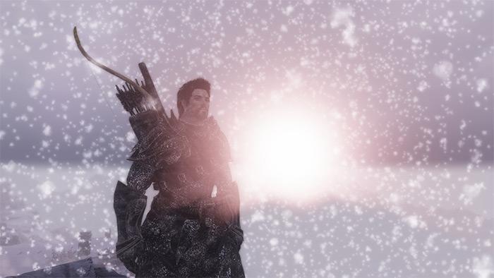 Expanded Snow System Skyrim