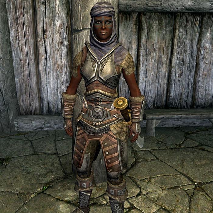 Rayya, best steward in Skyrim