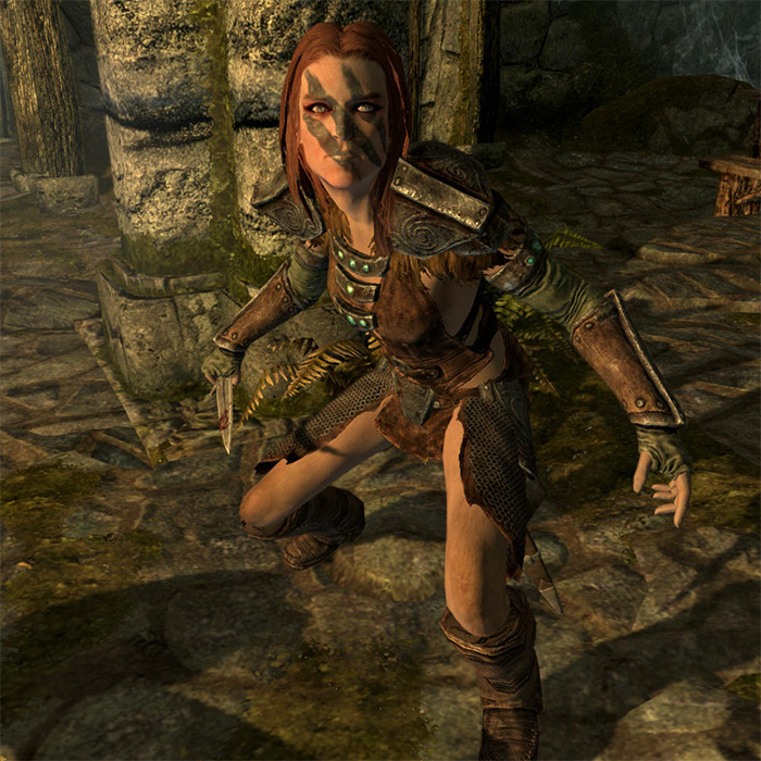 Aela The Huntress steward