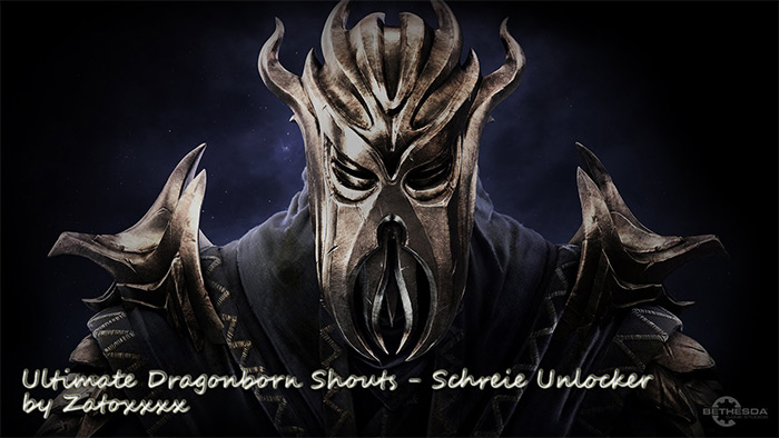 Ultimate Dragonborn Shouts Unlocker