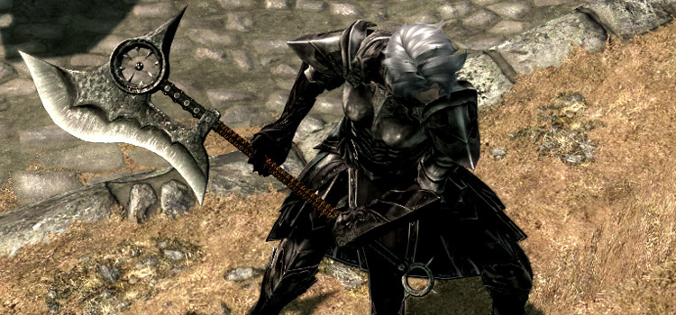 20 Best Two-Handed Weapons in Skyrim