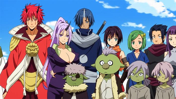 Tensei shitara Slime Datta Ken anime