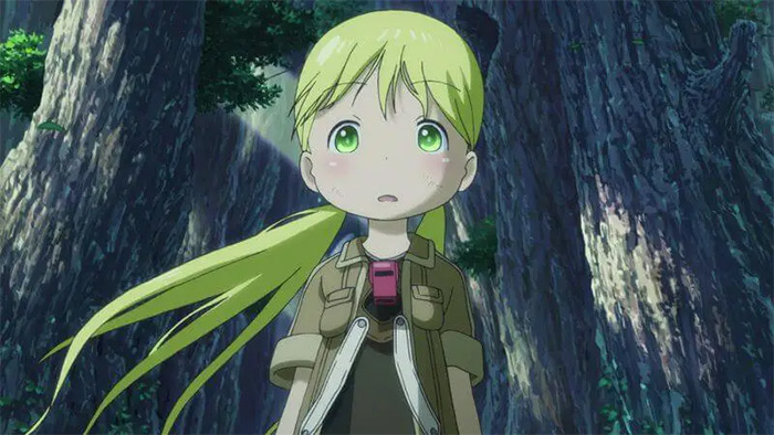 Made in Abyss fantasy anime