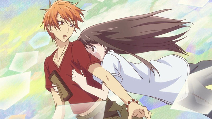 Fruits Basket fantasy anime