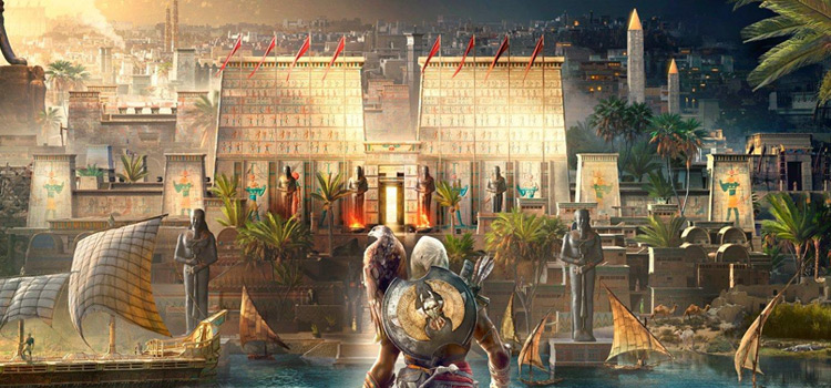 Assassin's Creed Origins: 15 Best Weapons In The Game (Ranked)