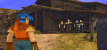 Wild Arms Altercode F HD screenshot