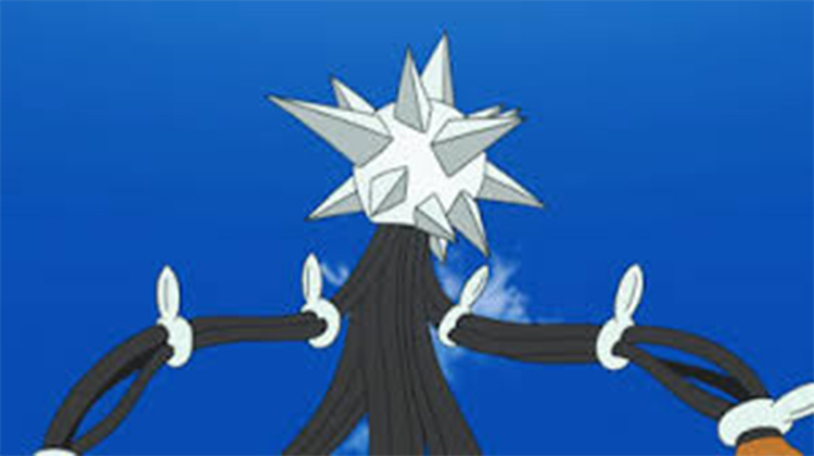 Xurkitree in the anime