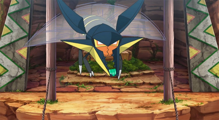 Vikavolt Pokemon