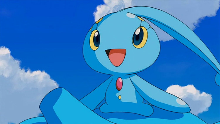 Manaphy rare Pokemon