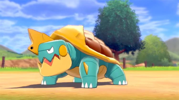 Drednaw gen8 Pokemon