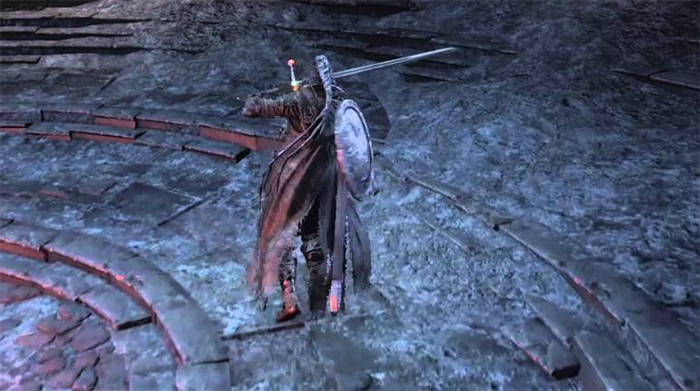 Claymore in Dark Souls 3