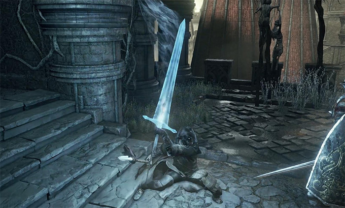 Moonlight Greatsword in DS3