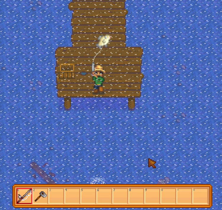 SvFishingMod Stardew Valley screenshot
