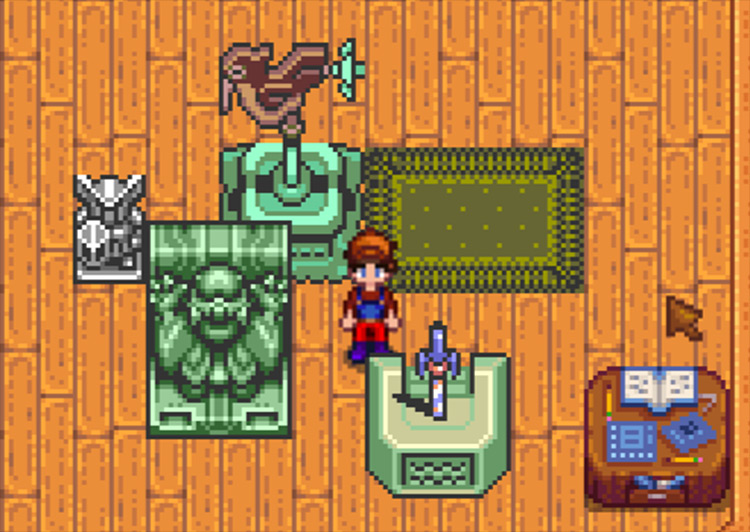Custom Furniture Stardew Valley mod screenshot