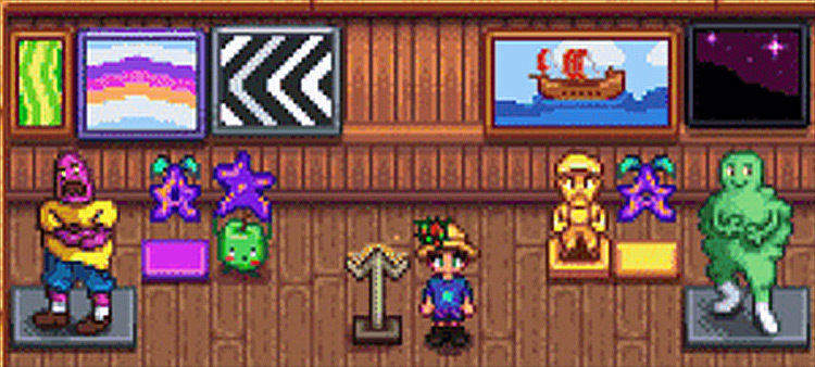 Animated Furniture and Stuff Stardew Valley mod screenshot