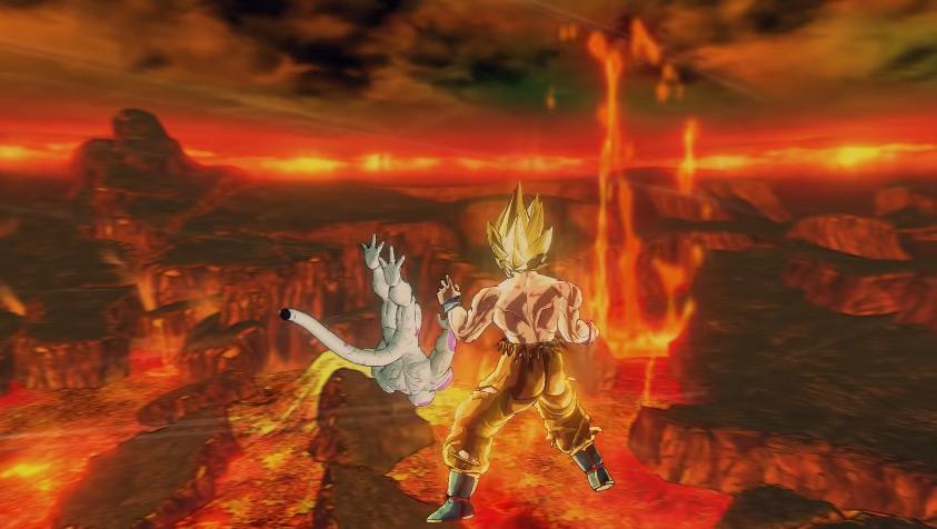 Dragon Ball Z Music In Xenoverse Mod