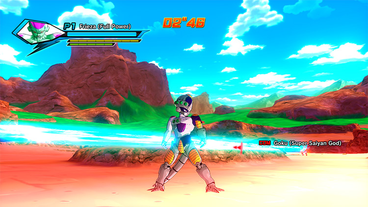 DBZX Sweet FX Xenoverse 1