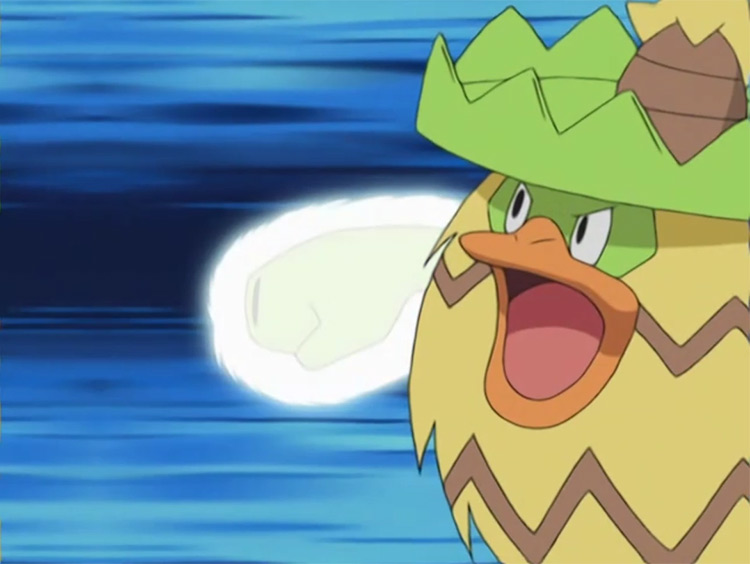 Ludicolo - Pokemon in the anime