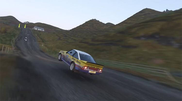 Opel Manta in Forza Horizon 4