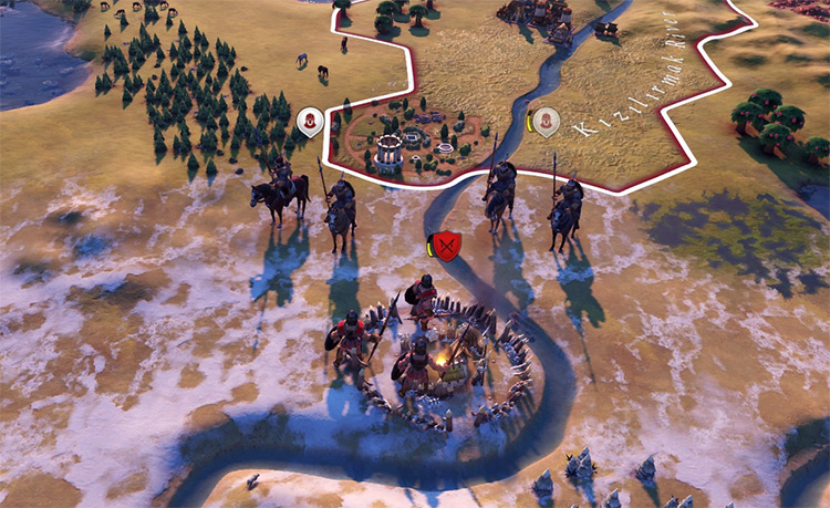 Initiation Rites Civ6 Pantheon