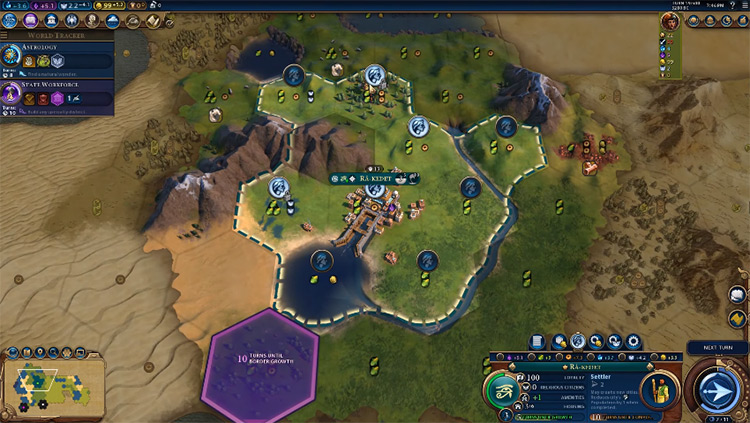 Earth Goddess Civilization 6 Pantheon
