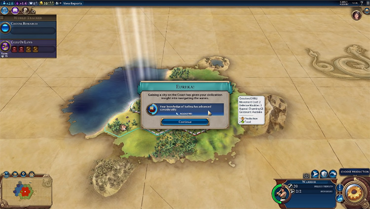 Fertility Rites in Civilization 6