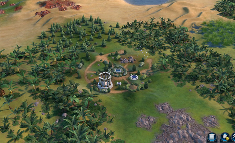Sacred Path Civ6 Pantheon