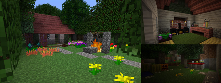 Witchery Minecraft mod preview