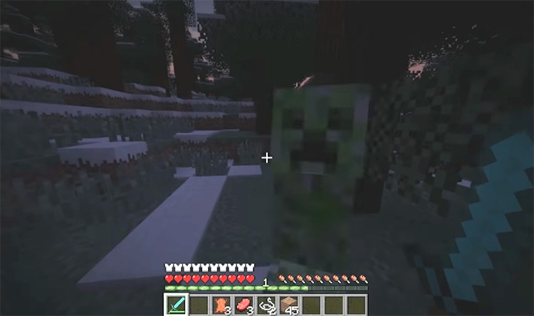 Stalker Creepers for Minecraft