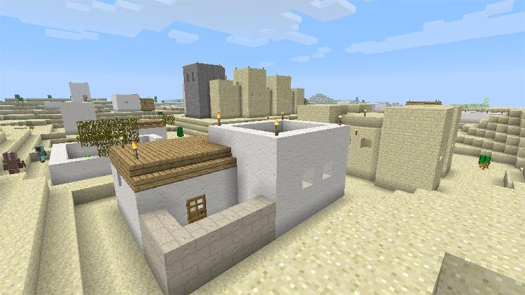 Millènaire Mod for Minecraft