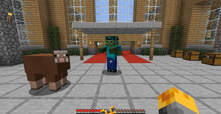 Delivery Merchants for Minecraft