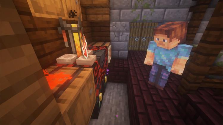 Alchemist NPC Mod for Minecraft