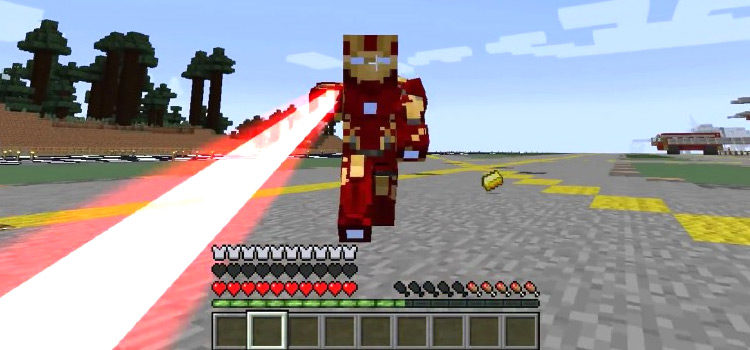 Top 10 Best Minecraft Superhero Mods To Save The World