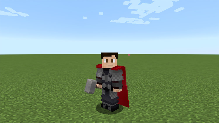 HeroesExpansion Mod for Minecraft