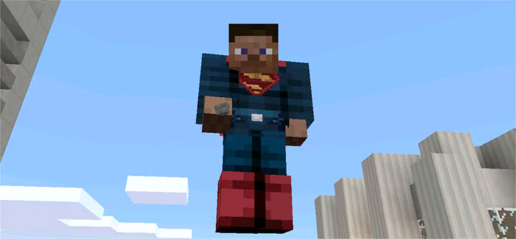 Pocket Heroes Mod for Minecraft