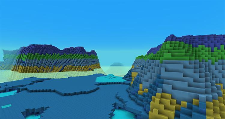 Extra Planets Minecraft Mod