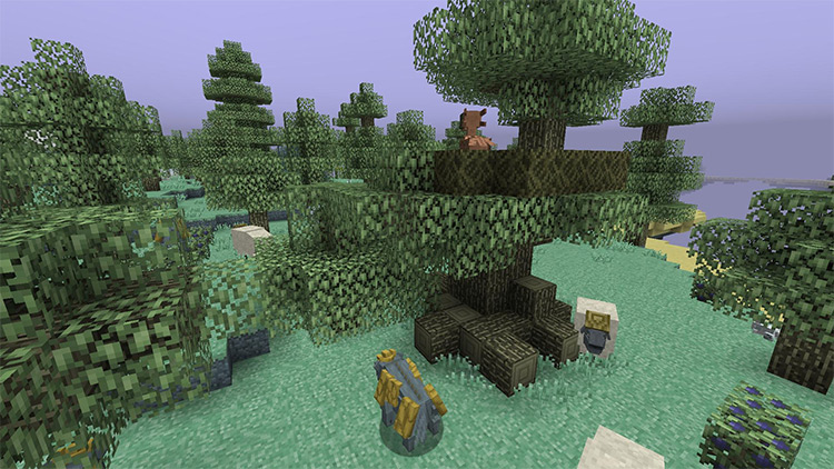The Aether II for Minecraft
