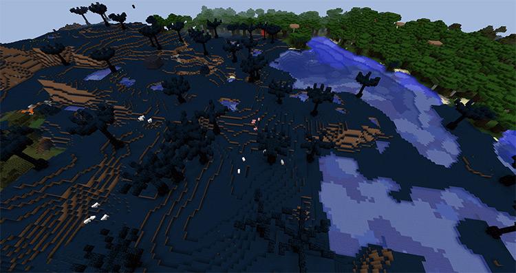 AbyssalCraft Minecraft Mod