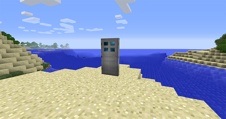 Dimensional Doors Mod for Minecraft