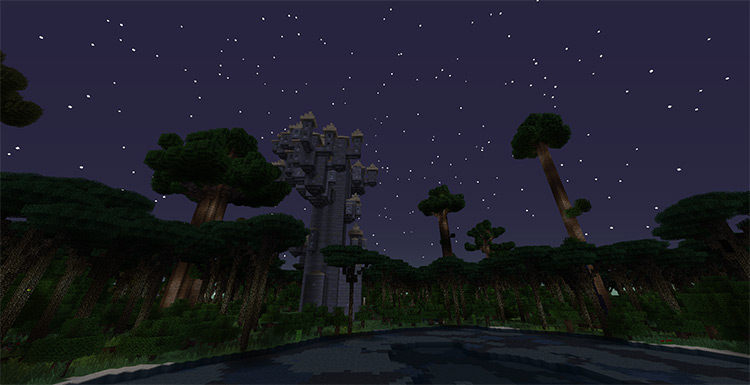The Twilight Forest for Minecraft