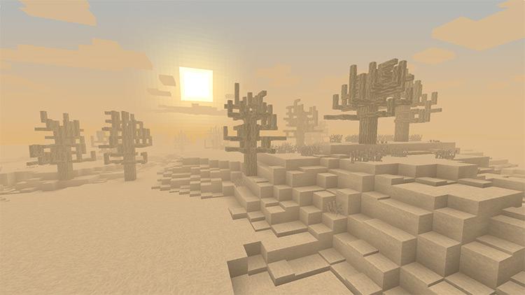 Atum 2: Return to the Sands Minecraft Mod