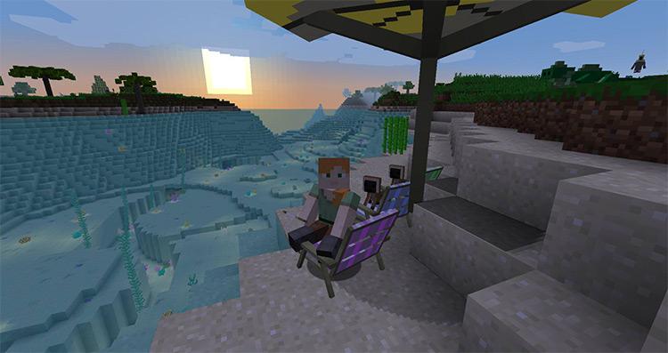 Tropicraft Mod screenshot for Minecraft